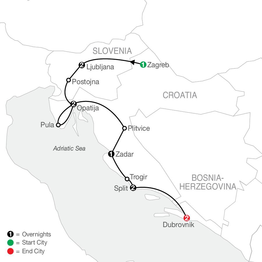 RZ 2023 Map