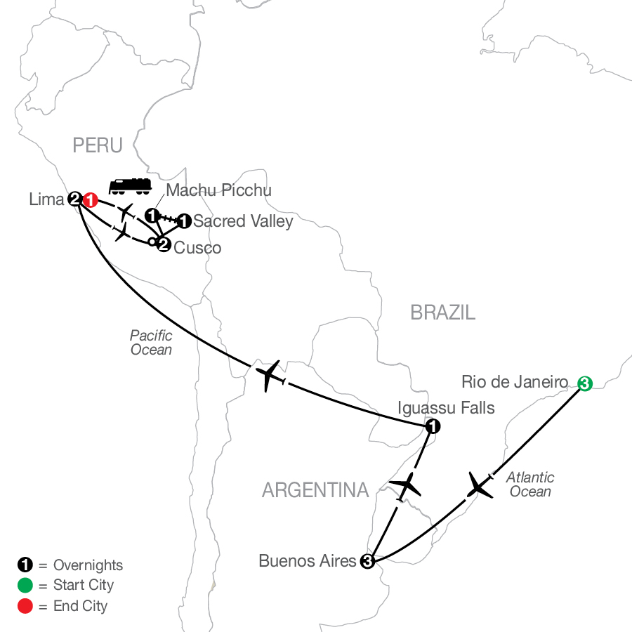 SA 2023 Map