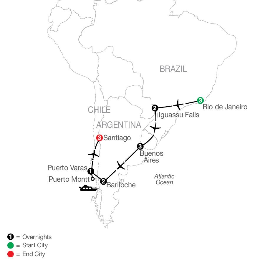 SG 2023 Map