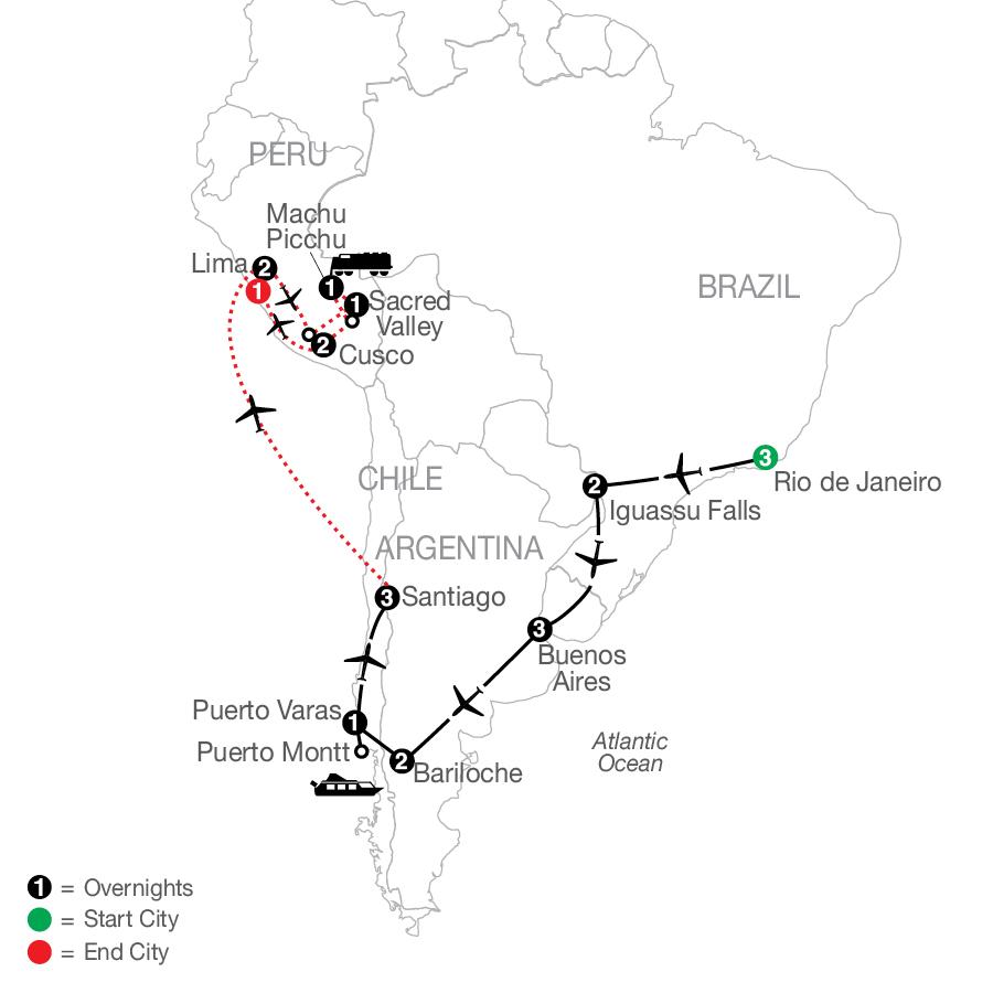 SGE 2023 Map