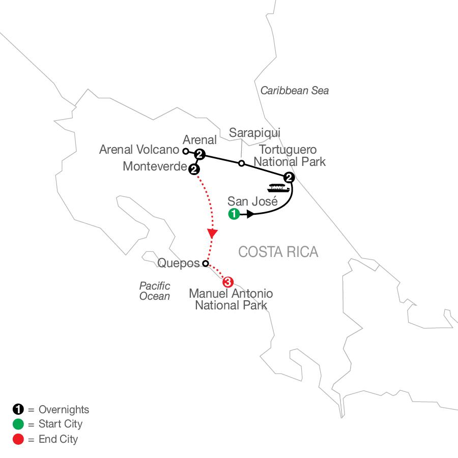 SRE 2023 Map