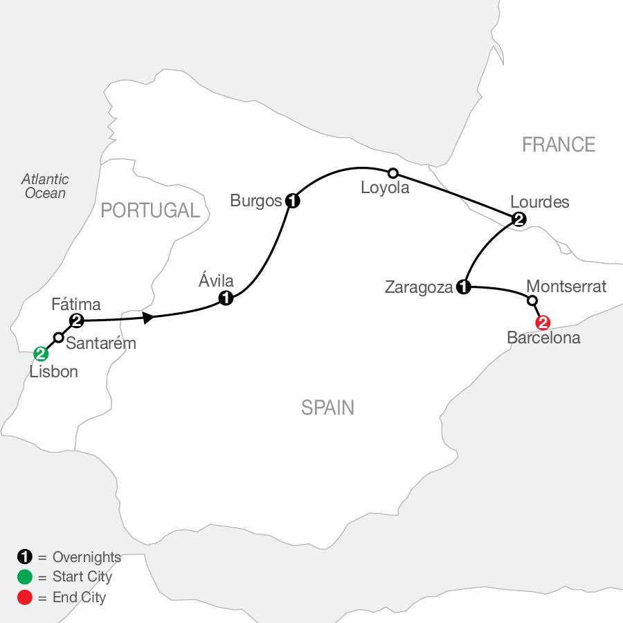 TM 2023 Map