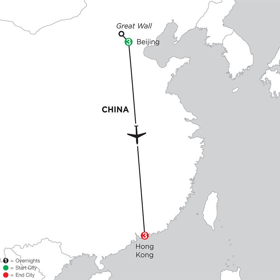 Beijing & Hong Kong