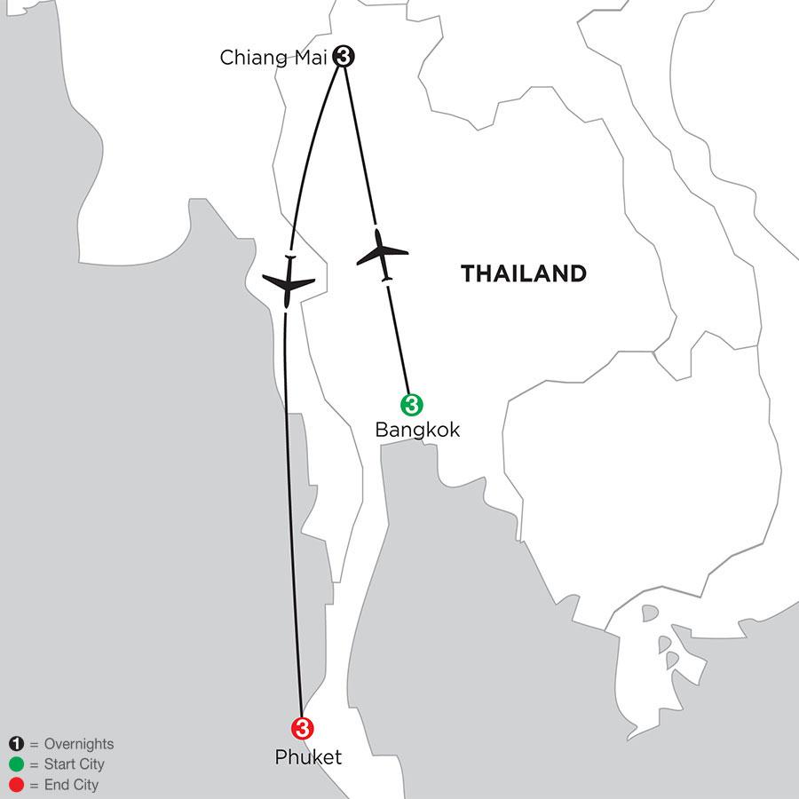 IAGF Map