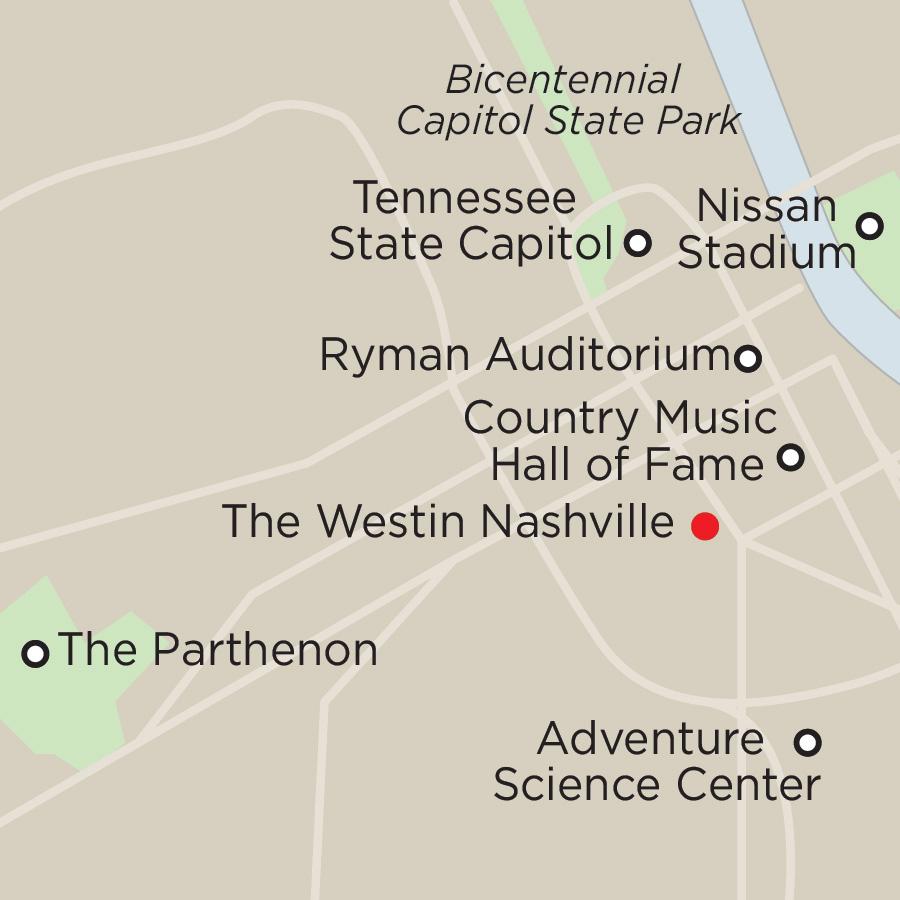Nashville Off-Season Getaway 3 Nights