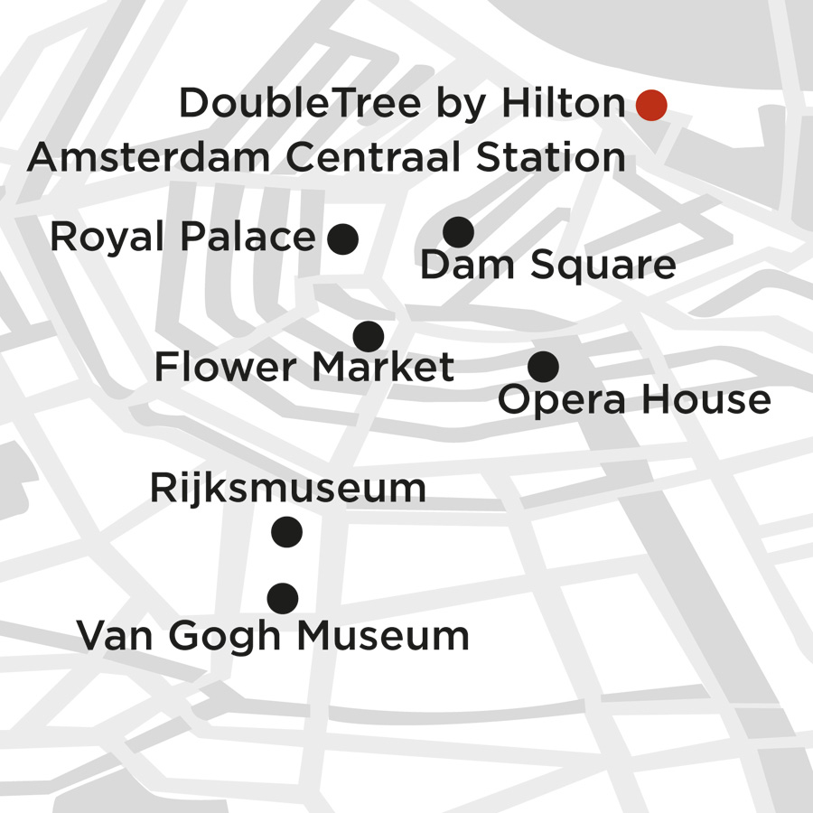 Amsterdam Getaway 2 Nights