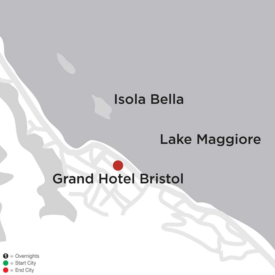 Lake Maggiore Getaway 3 Nights