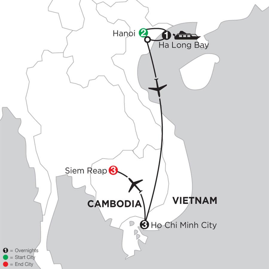 Taste of Vietnam & Cambodia