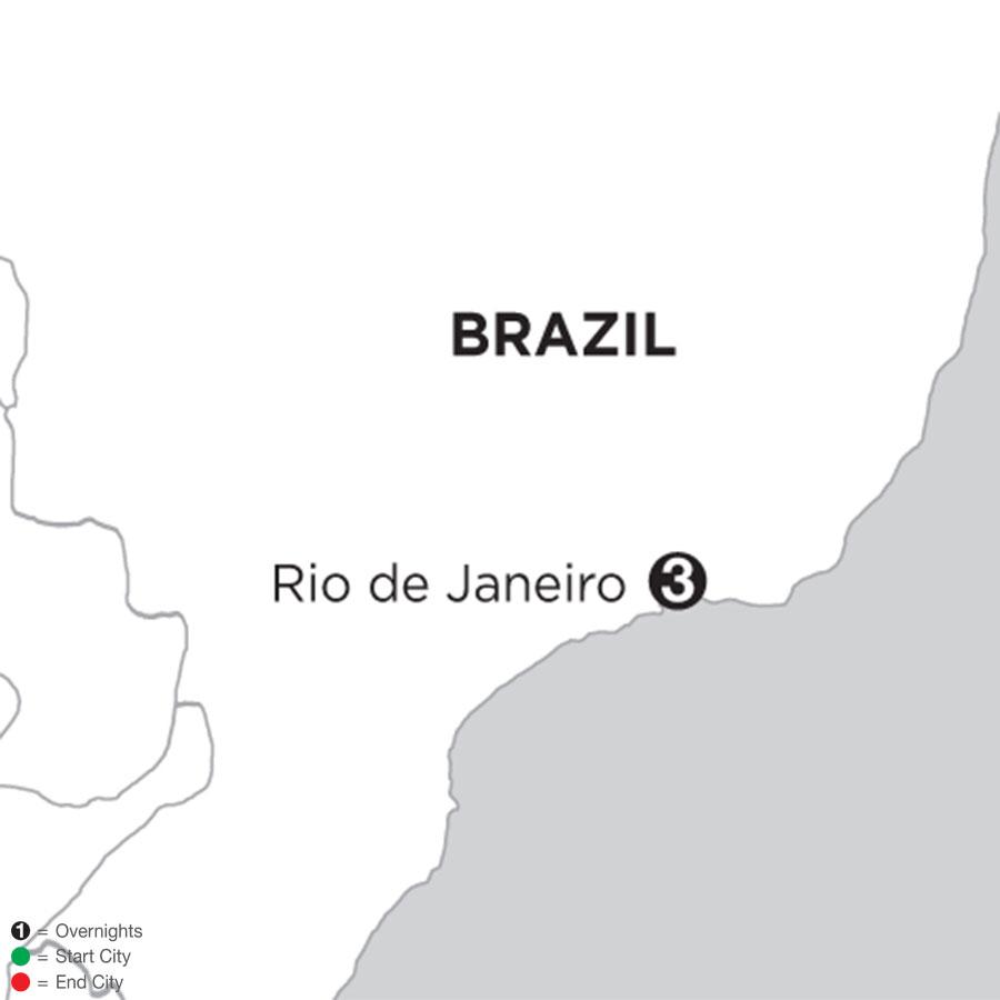 Rio de Janeiro Getaway