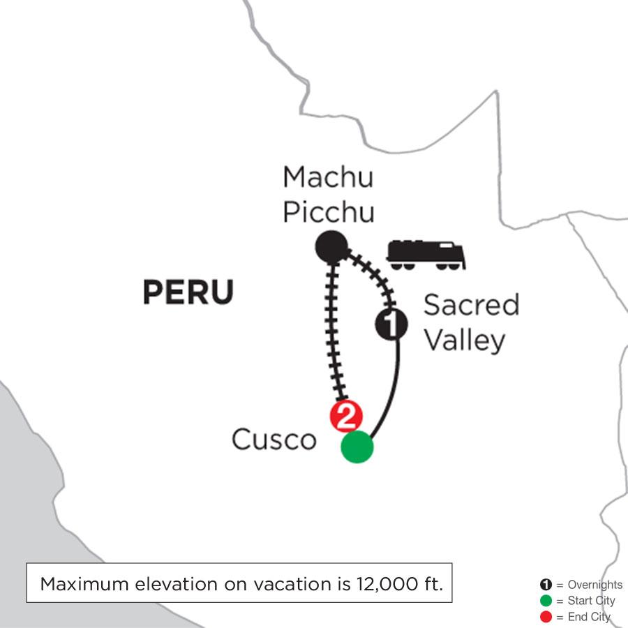 Machu Picchu Getaway