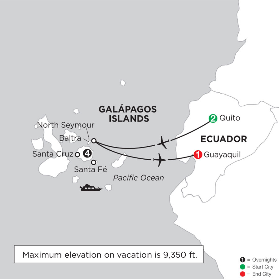 Galápagos Highlights