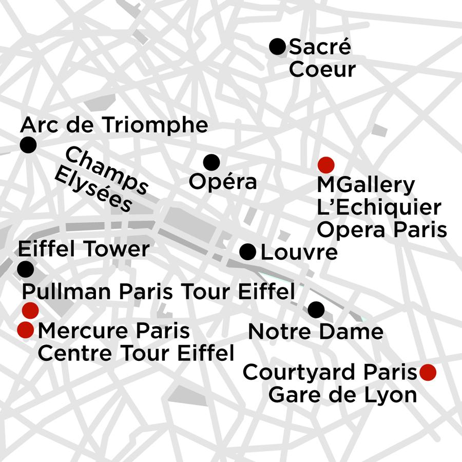 Paris Getaway 4 Nights