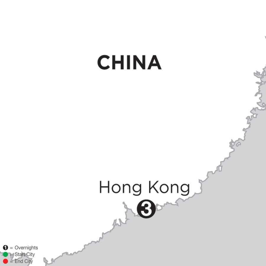 Hong Kong Getaway