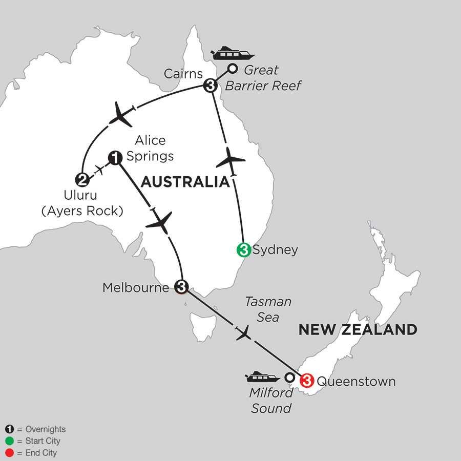 Best of Australia with Queenstown