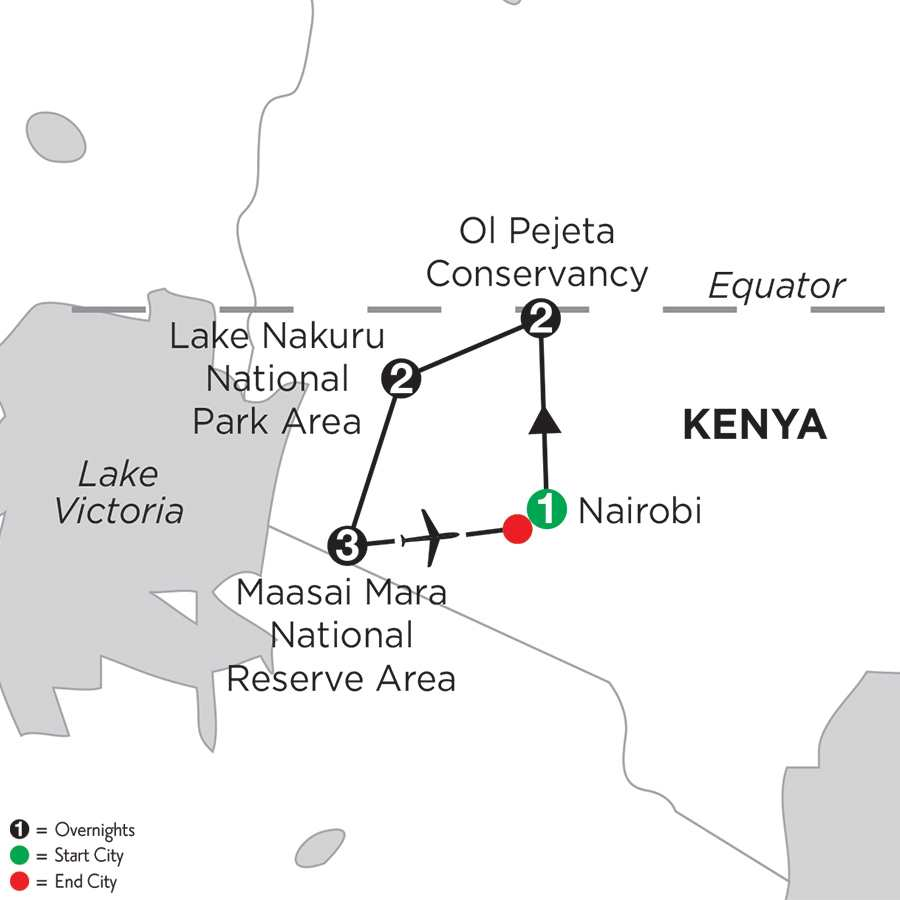 Kenya Private Safari