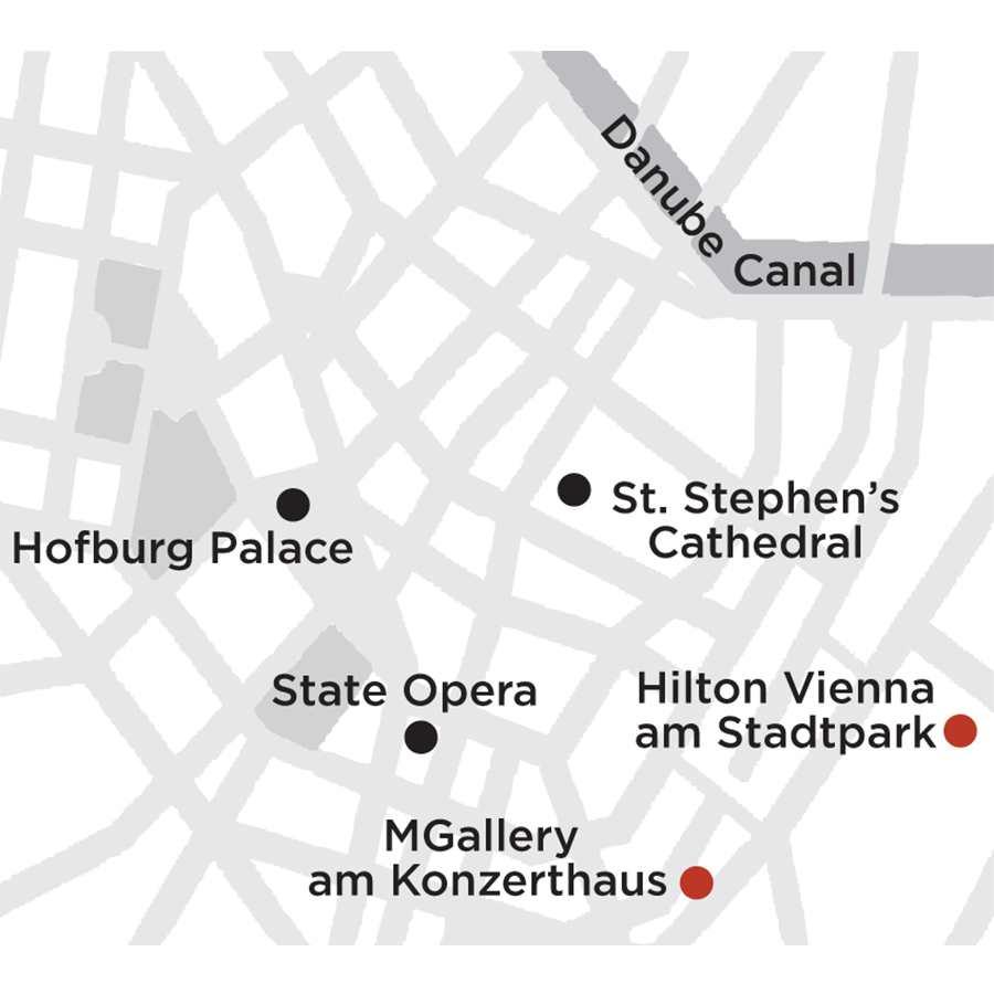 Vienna Getaway