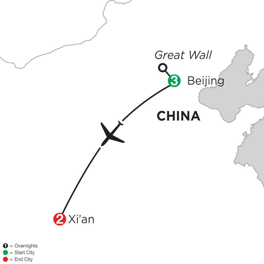 Beijing & Xian