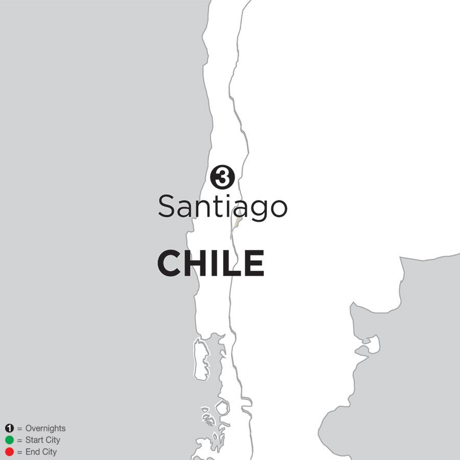Santiago Getaway