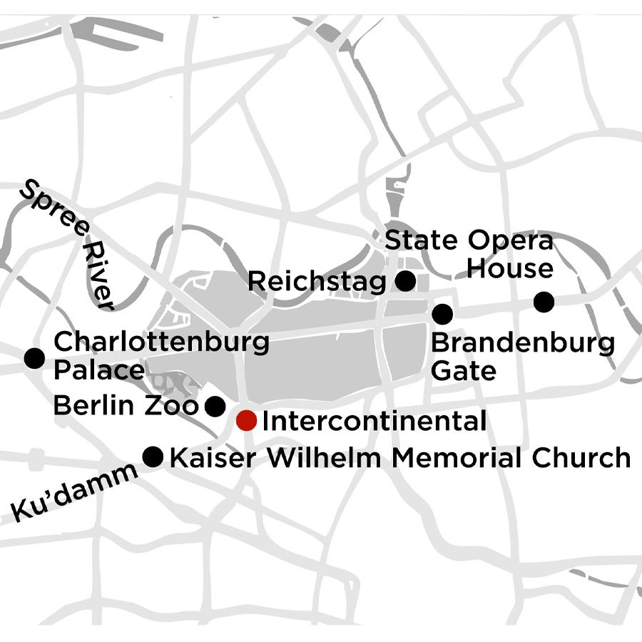 Berlin Getaway 3 Nights