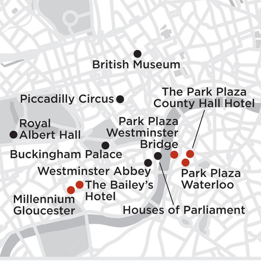 A Week in London 6 Nights
