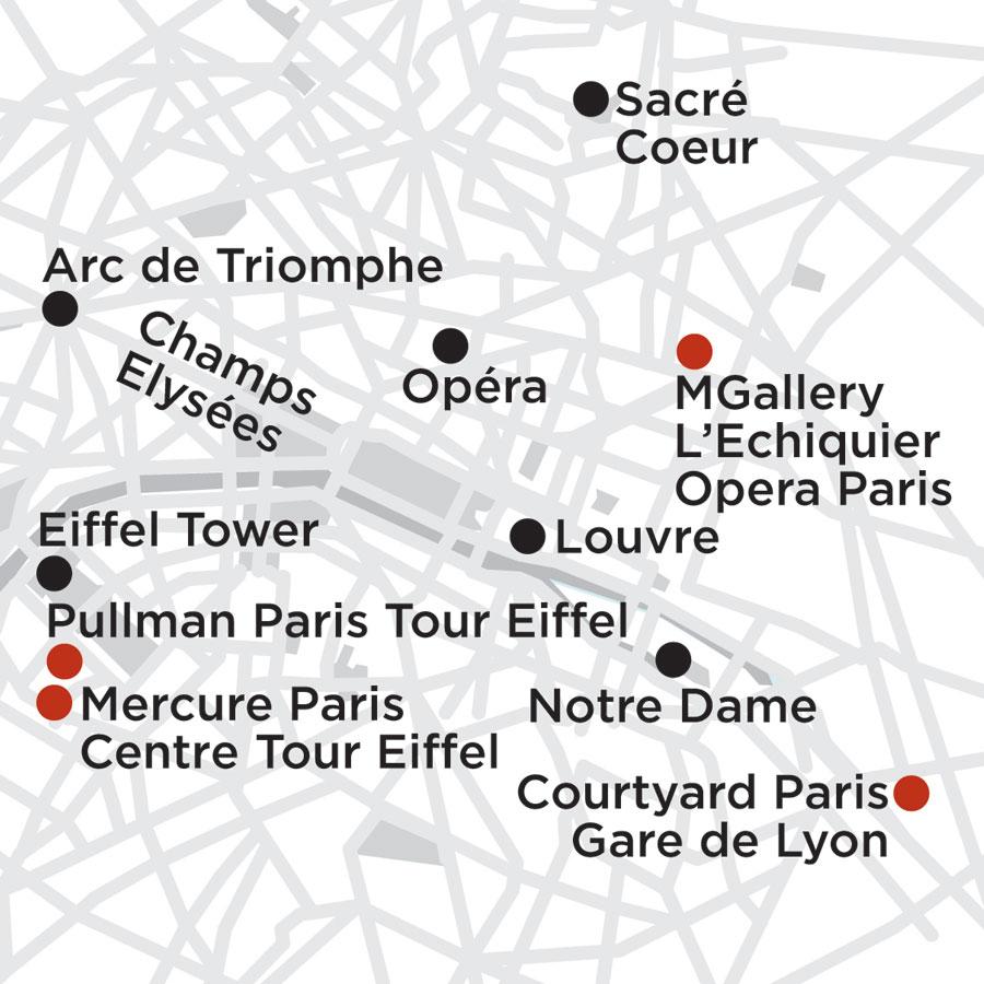 A Week in Paris 6 Nights
