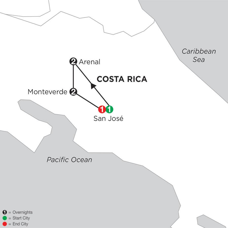 Costa Rica Wonders