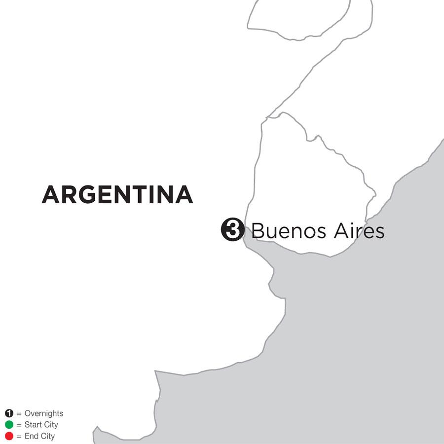 Buenos Aires Getaway