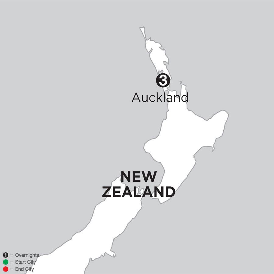 Auckland City Getaway