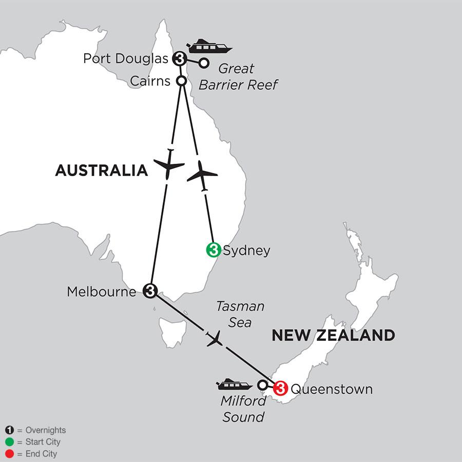 Australian Explorer with Queenstown