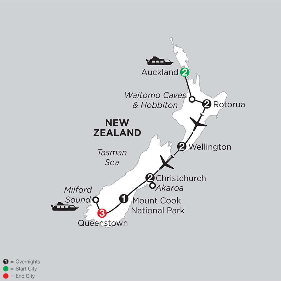 Naturally New Zealand