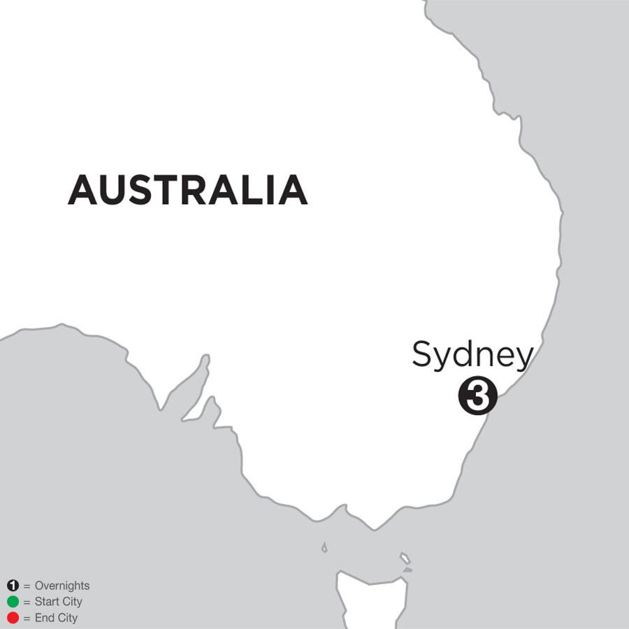 Sydney City Getaway