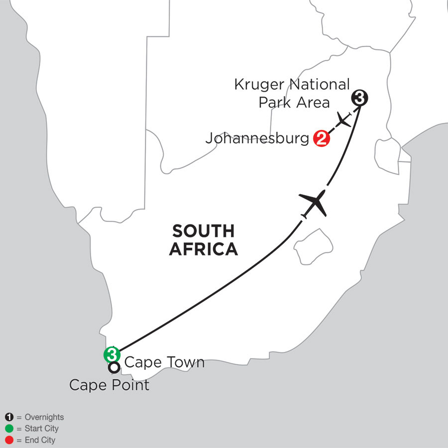 South African Sojourn