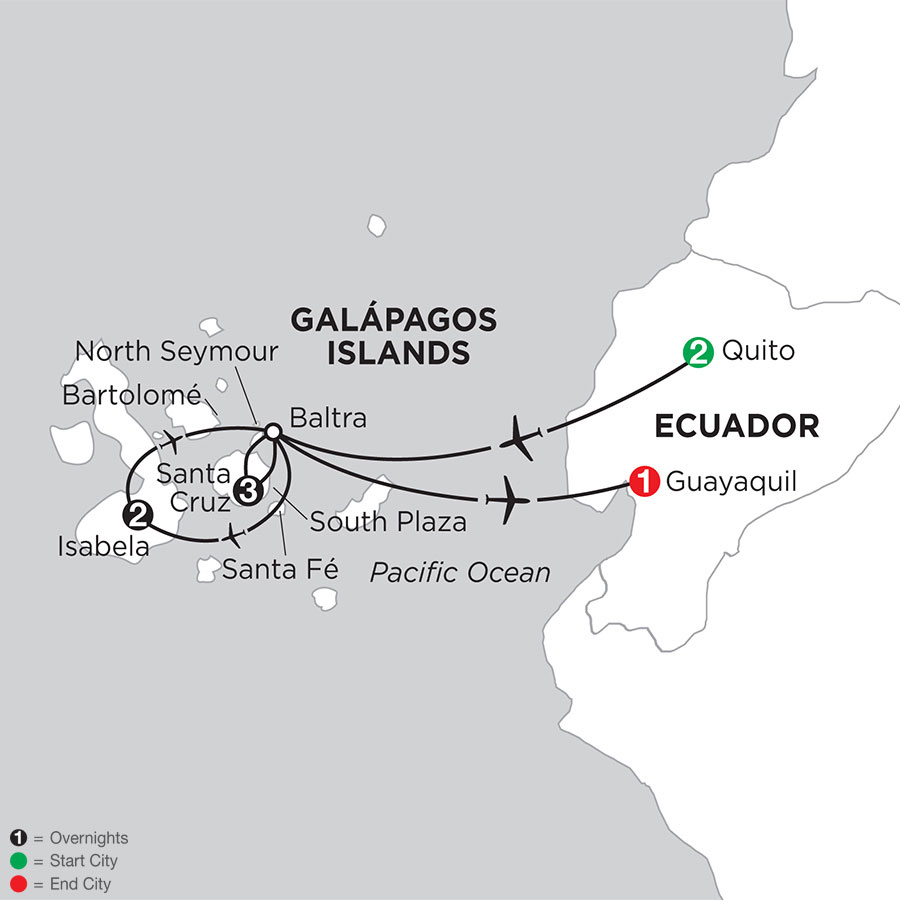 Galapagos Vacation Packages From Monograms