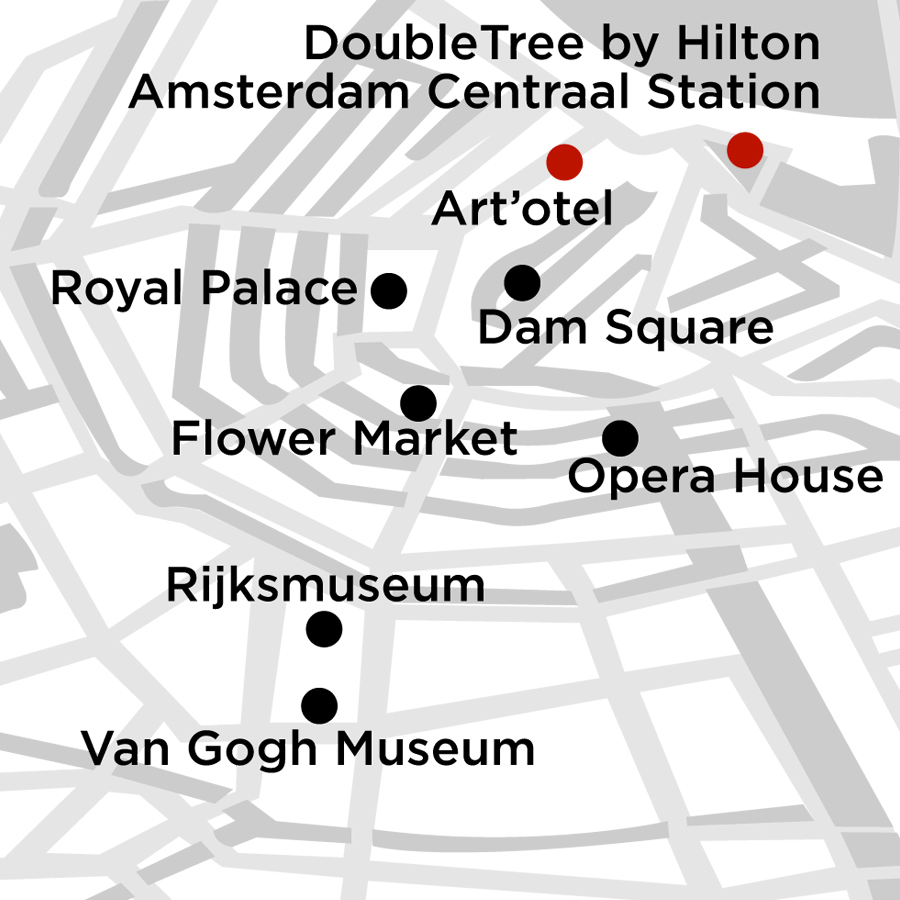 Amsterdam Getaway 3 Nights