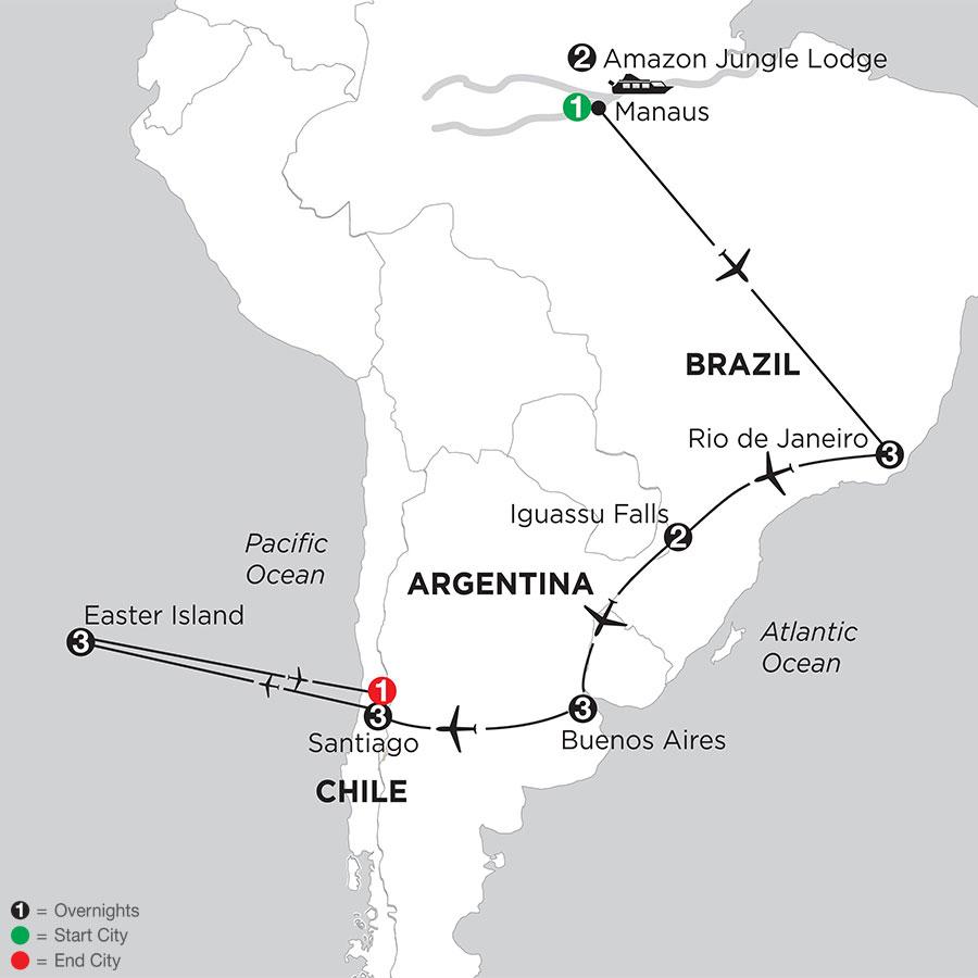 Amazon Peru Machu Picchu Travel Monograms