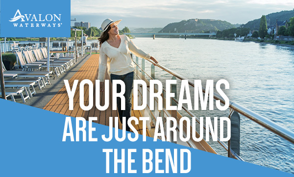 Your Dreams Are Just Around The Bend