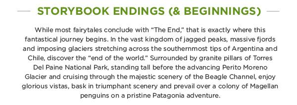 Storybook Endings & Beginnings