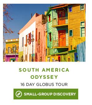 South America Odyssey