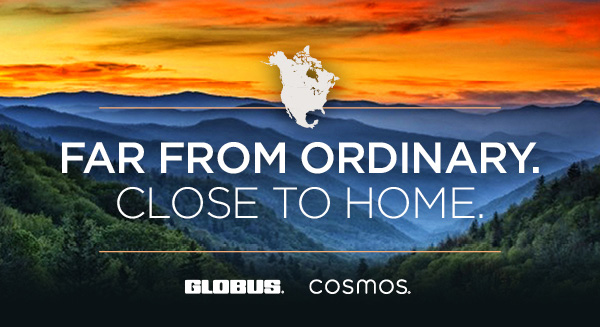 Far From ordinary. Clsoe To Home.