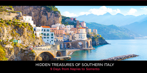 Hidden Treasures Of Southern Italy