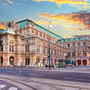 Vienna Early City Sightseeing