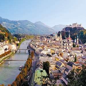 Salzburg Hop-On/Hop-Off Sightseeing