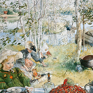 The Heart of Swedish Countryside: Carl Larsson's Home and Museum