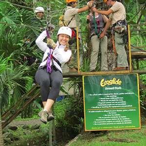 Ecoglide Arenal Park