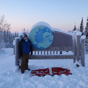 Artic Circle Winter Adventure