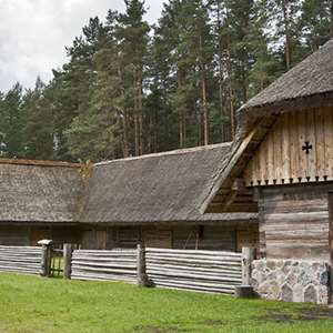 A Peek at the Past: Latvian Ethnographic Museum