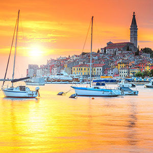Charming Porec and Rovinj