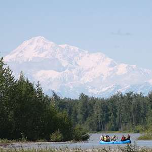 Talkeetna River Float Trip