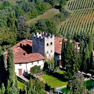 Chianti Countryside, San Gimignano & Wine Tasting at Verrazzano Castle