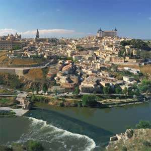 The Majestic City of Toledo